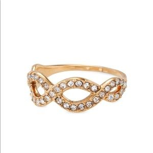 Stella & Dot Eternity Ring 7